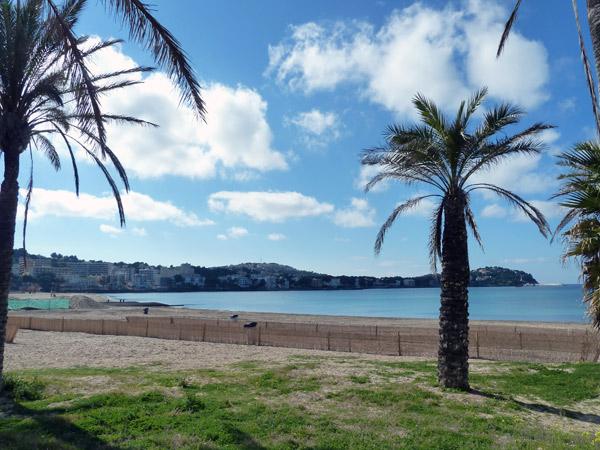 Strand in Santa Ponsa
