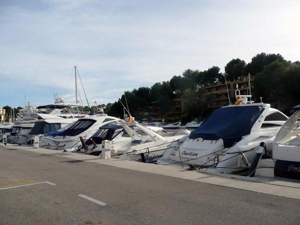 Yachthafen Santa Ponsa